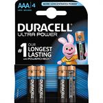 Batteri Duracell Ultra Power AAA