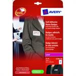 Avery L4784-20 Self-adhesive name badges 63,5x29,6 (540)