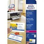 Avery C32016-25 Business cards satin 220g 85x54