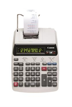 Canon MP120-MG-ES II printing calculator