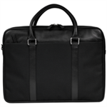 16'' Duo Pocket Laptop Bag Ginza, Black